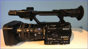 Reparation camera SONY HDV DVCAM - ATC Repair Center Bruxelles2